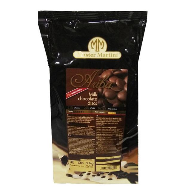 Шоколад Ариба Италия