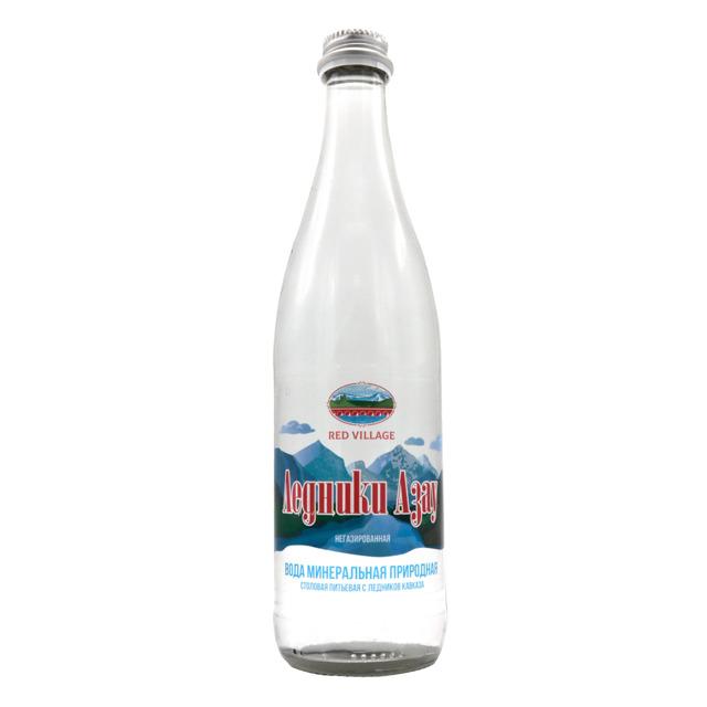 """вода """"Ледники Азау"""""""
